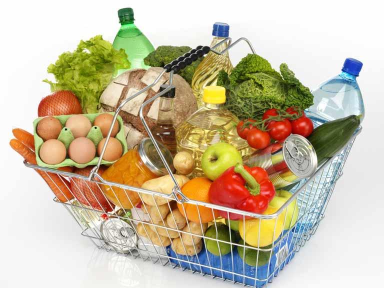 Удобный сервис разработки меню и доставки на дом продуктов