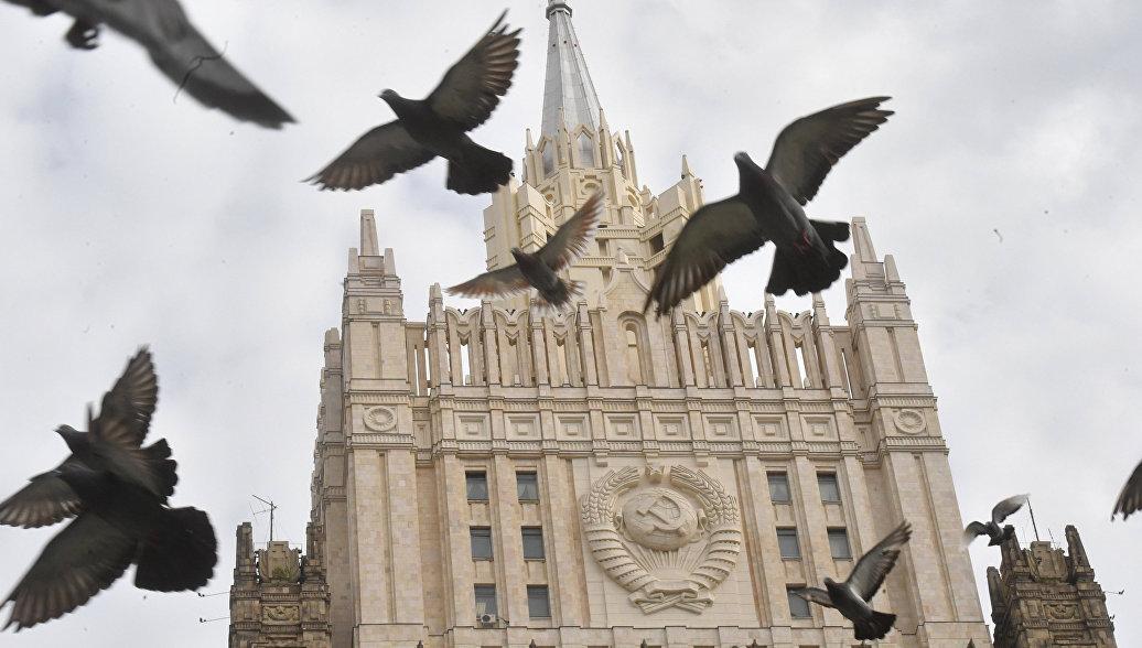Захарова прокомментировала новость о кокаине в посольстве