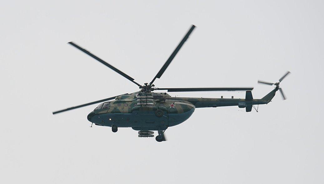 В Красноярском крае проводят проверку после жесткой посадки Ми-8