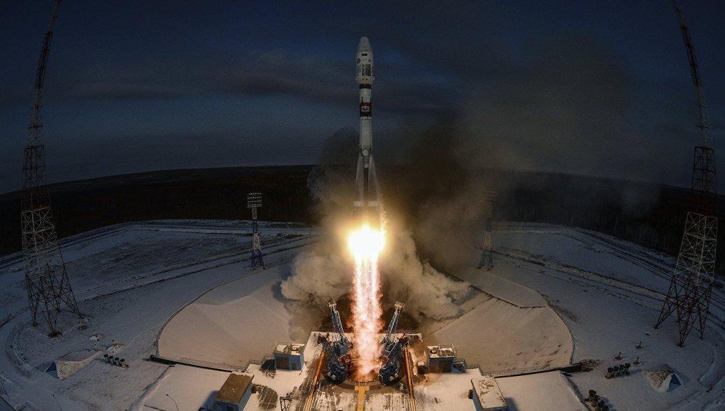 С космодрома Восточный запустят одиннадцать спутников
