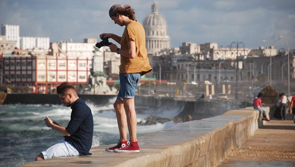 Россия вышла на восьмое место по темпам роста турпотока на Кубу