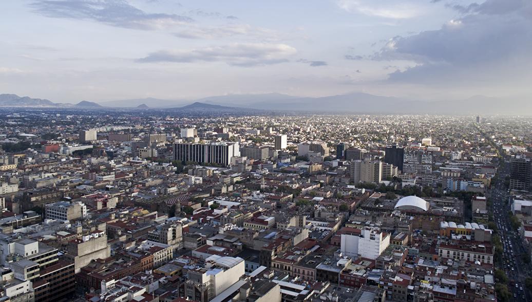 В Мексике власти сообщили, что в результате землетрясения жертв нет