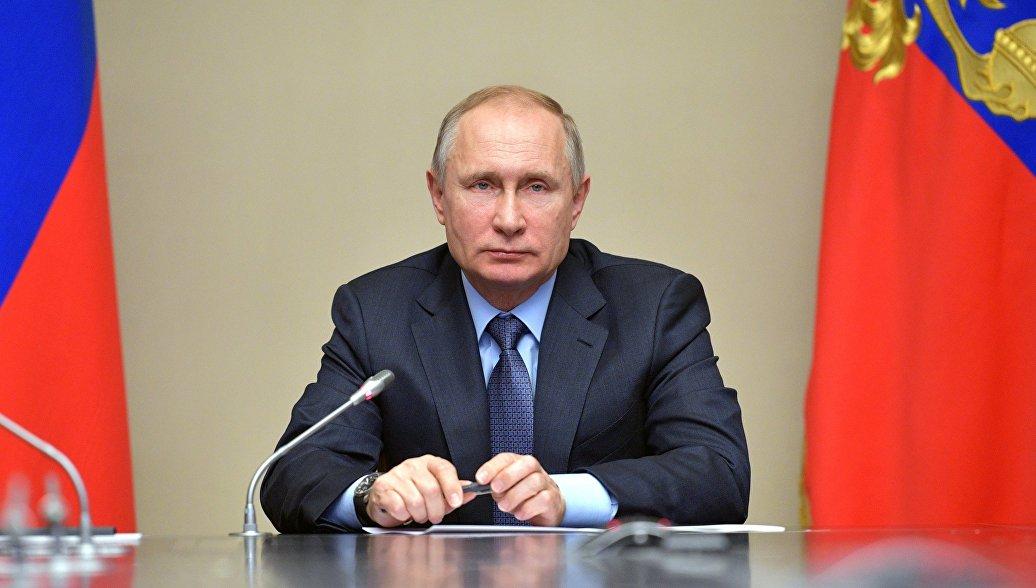 Путин отметил ценность доверия между странами в военном деле