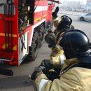 В Новгородской области потушили rрупный пожар на птицефабрике