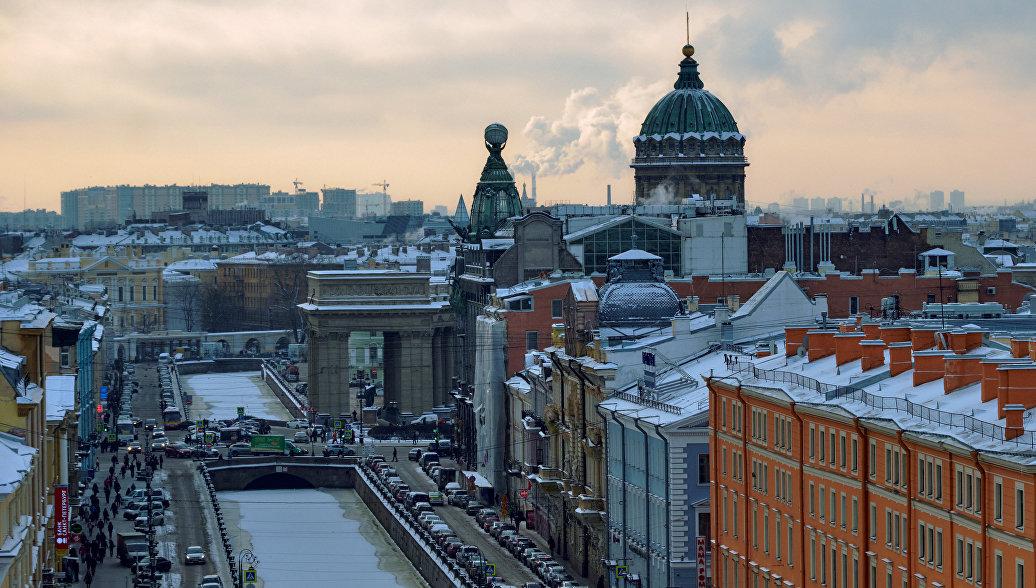 Санкт-Петербург остается лидером российского круизного туризма