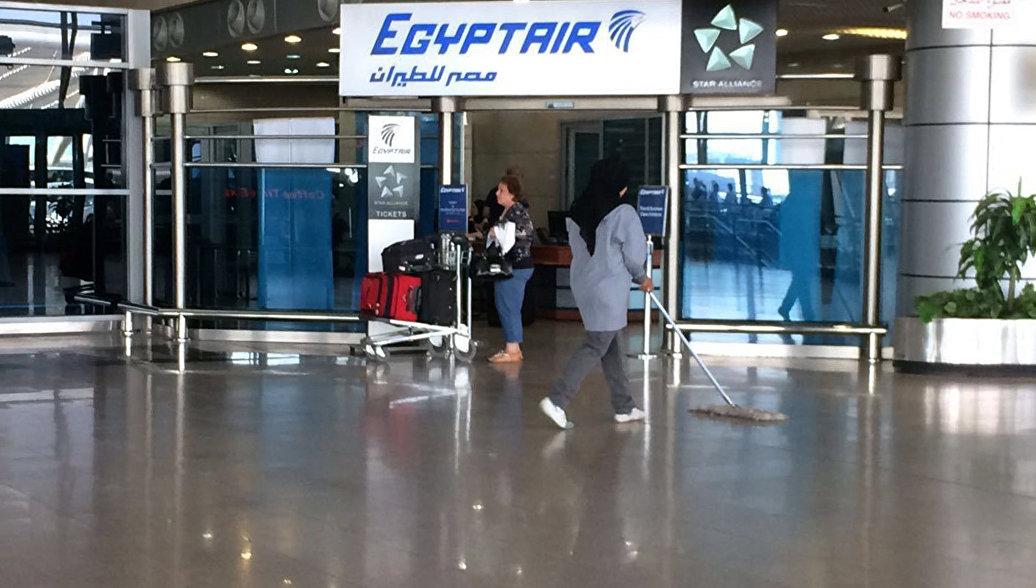 В EgyptAir ждут завершения процедур по возобновлению сообщения в Россией
