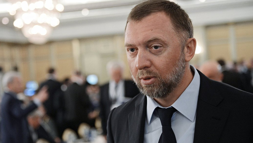 Дерипаска подал в суд на Настю Рыбку
