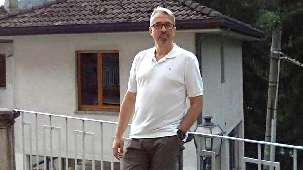 Умер писатель-фантаст Андрей Круз
