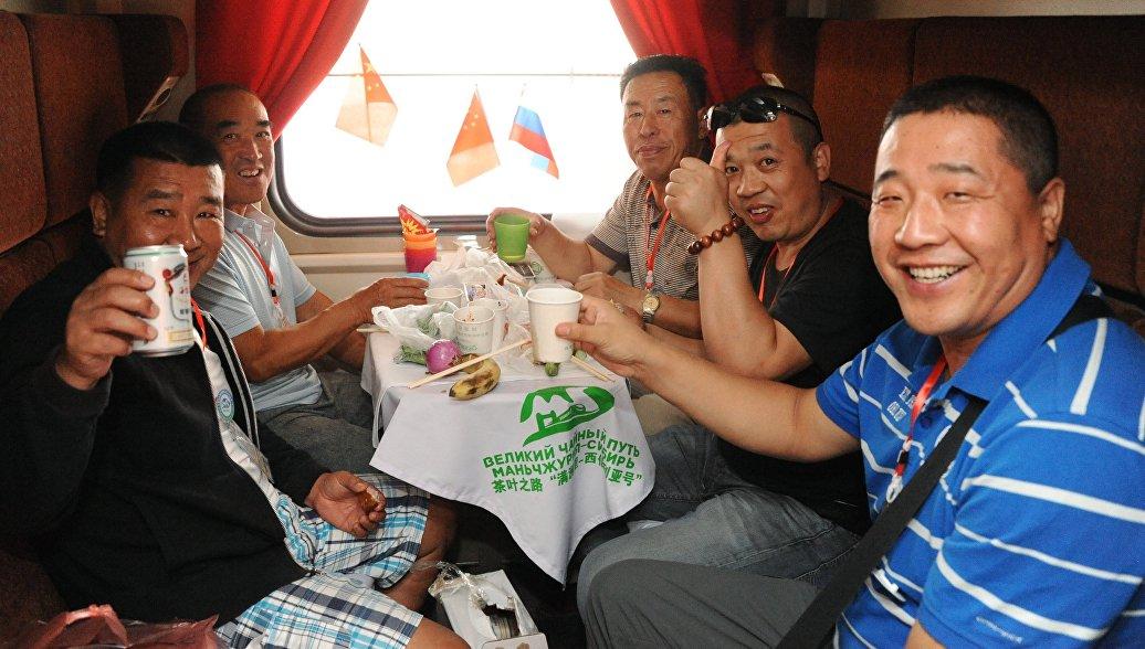 За год Приморье без виз посетили почти свыше 200 тысяч китайских туристов