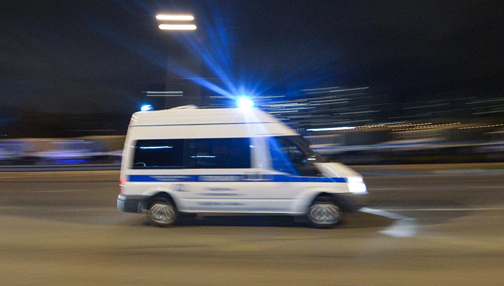 В Петербурге мужчина ранил из ружья двух человек после ДТП