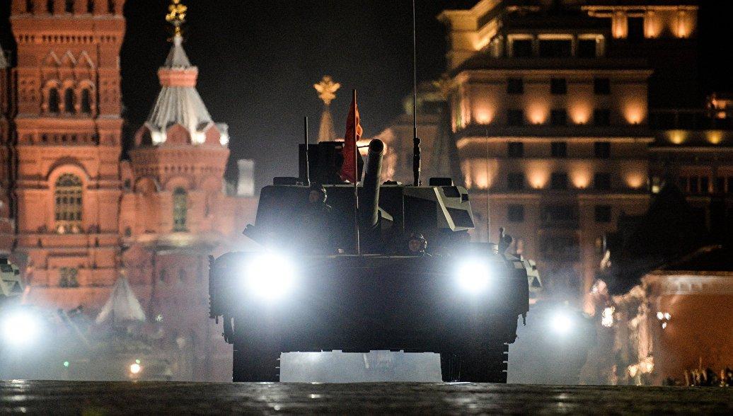 Путин подписал госпрограмму вооружения