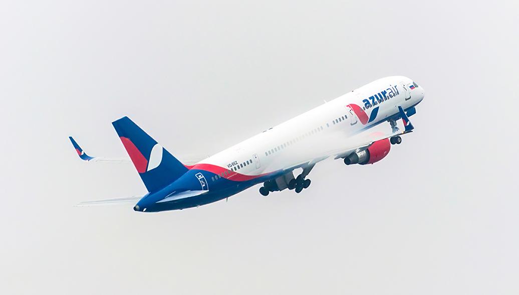 В США самолет с российскими туристами вылетел на Кубу