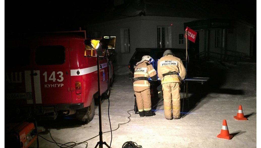 В Пермском крае при пожаре погибли двое детей