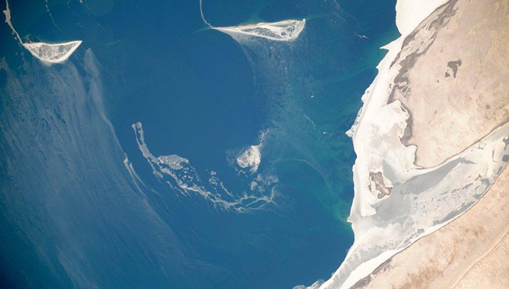 Российский космонавт показал фото