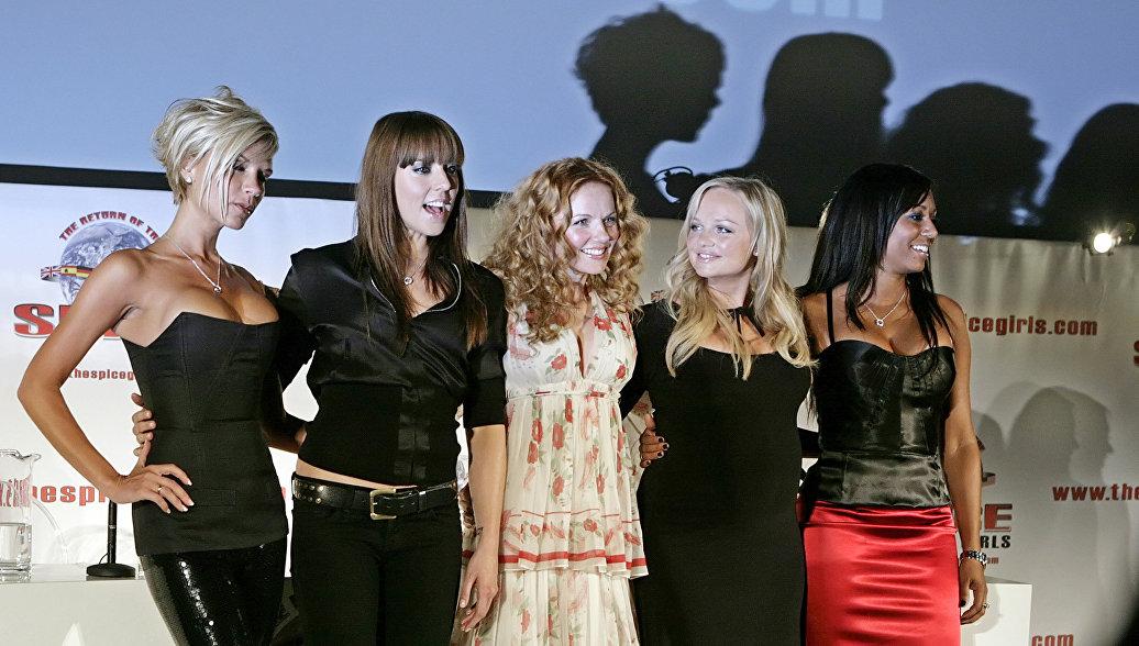 Spice Girls все-таки воссоединятся. однако Виктория Бэкхэм петь небудет