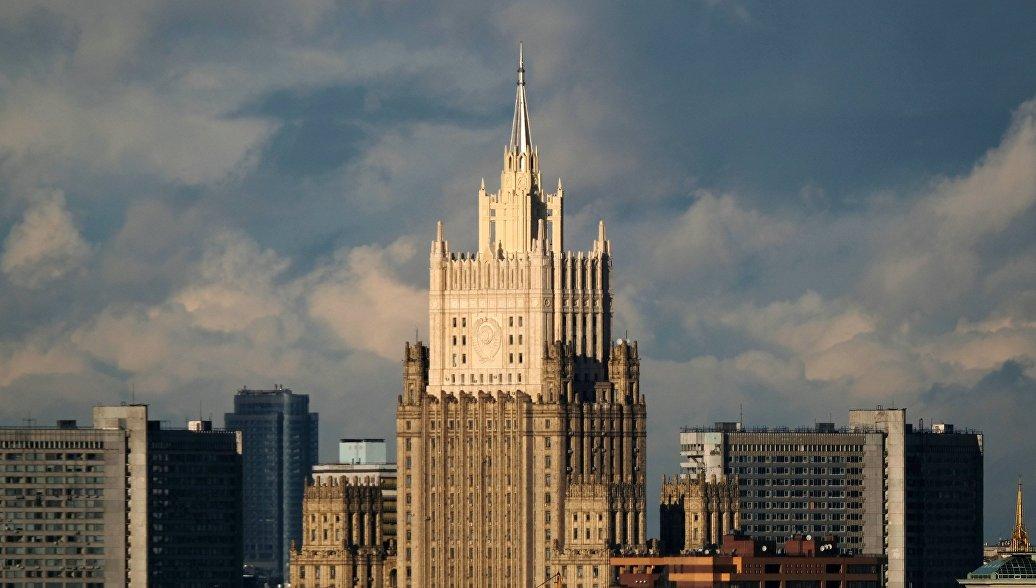Россия готова к переговорам с США по борьбе с терроризмом, заявили в МИД