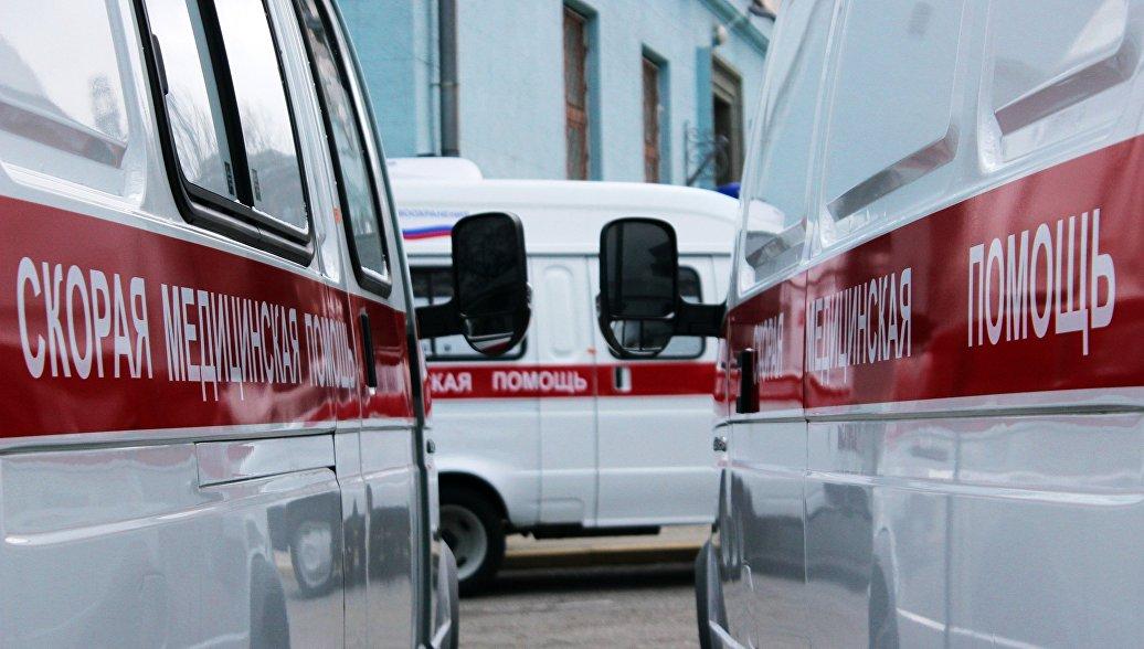 Двое мужчин погибли в Омске при обрушении стены нежилого дома