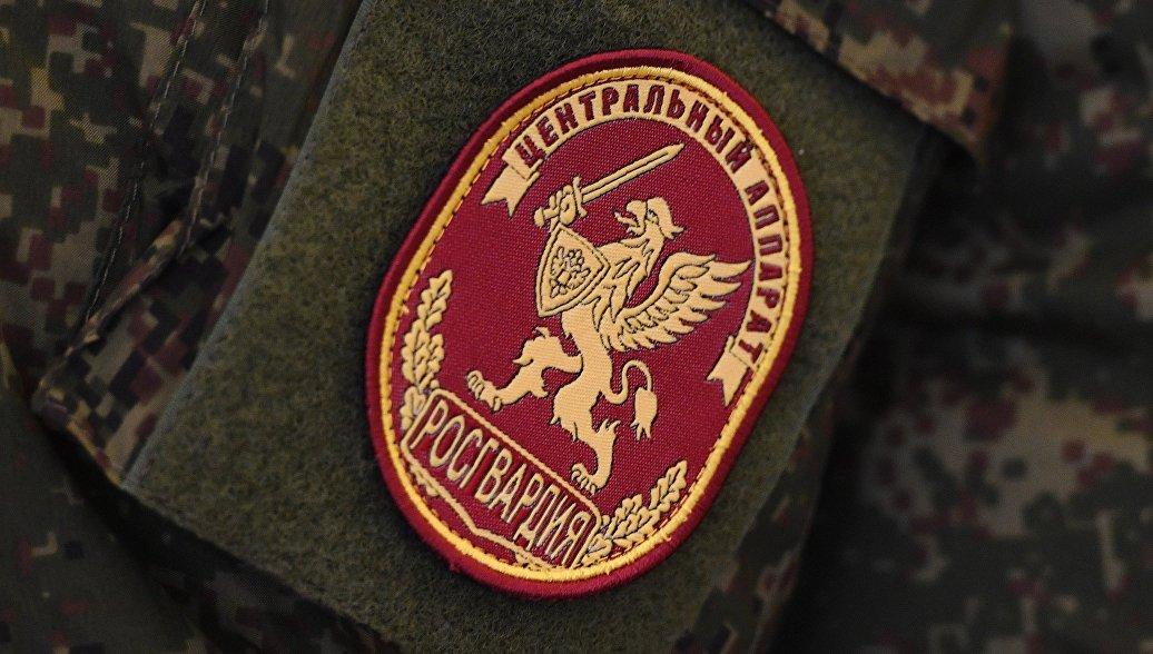 В России учредили новые нарукавные знаки войск национальной гвардии