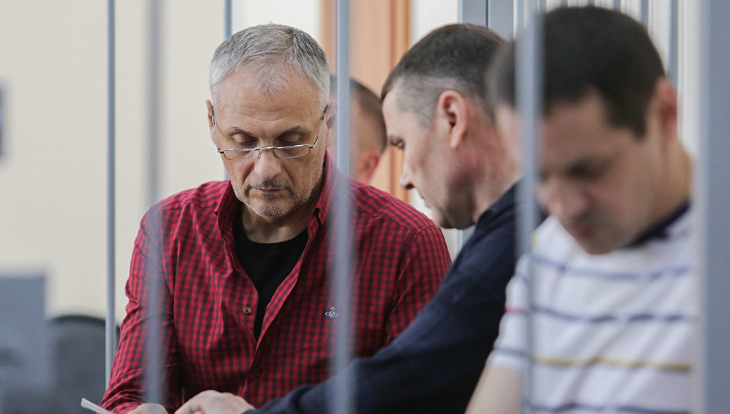 Оглашение приговора экс-губернатору Сахалина Хорошавину начнется во вторник