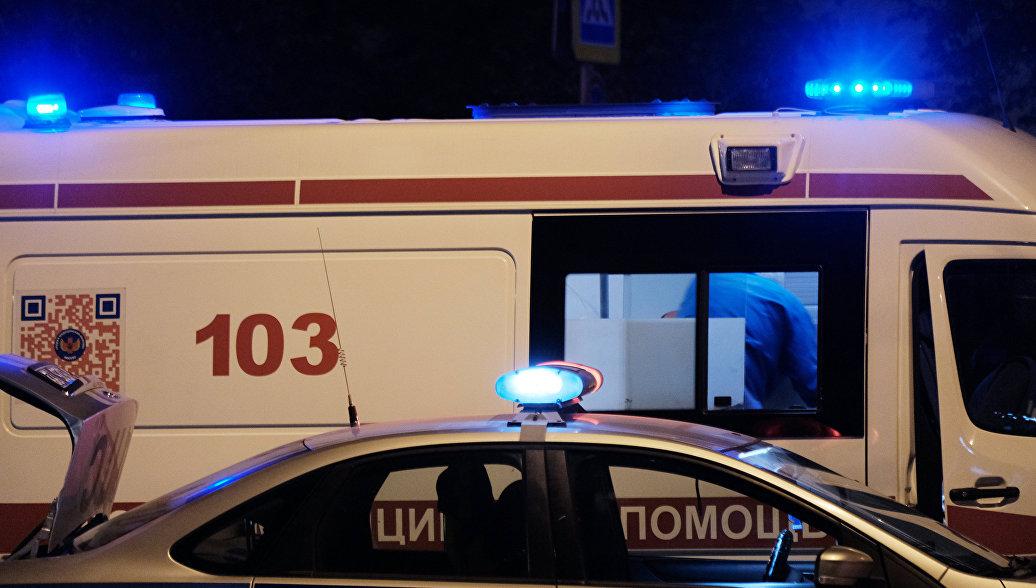 В Крыму в ДТП погибли четыре ребенка