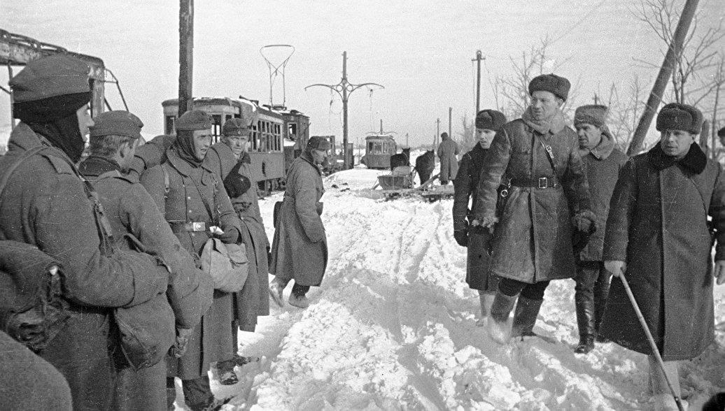 Минобороны опубликовало архивные документы о защитниках Сталинграда