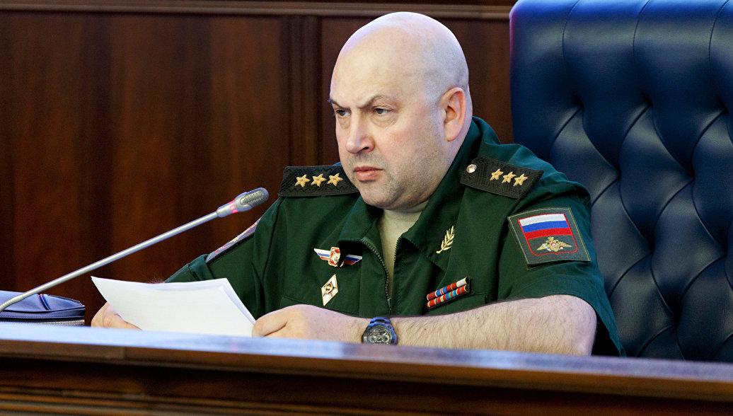 Суровикин может возглавить российские войска в Сирии, сообщил источник