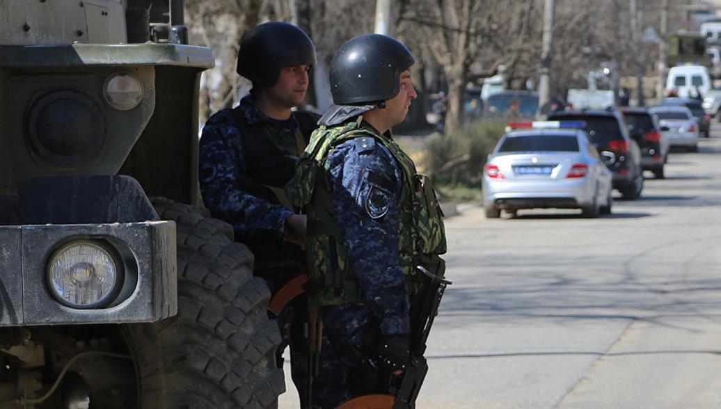 В Дагестане неизвестный устроил стрельбу на масленичных гуляниях
