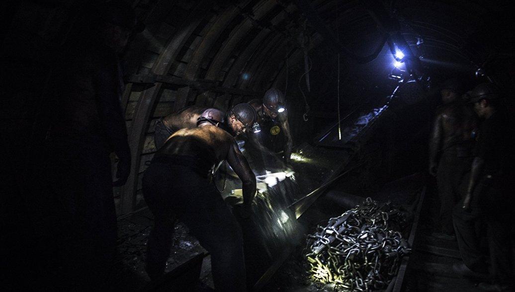 На шахте в Кемеровской области произошло обрушение
