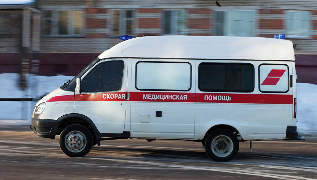 В Красноярском крае в результате ДТП с грузовиком погибли семь человек