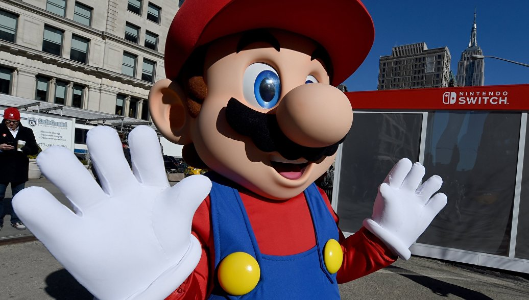 Nintendo и Illumination Entertainment снимут фильм о Супер Марио