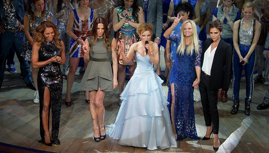 Виктория Бекхэм опровергла сообщения о готовящемся турне Spice Girls
