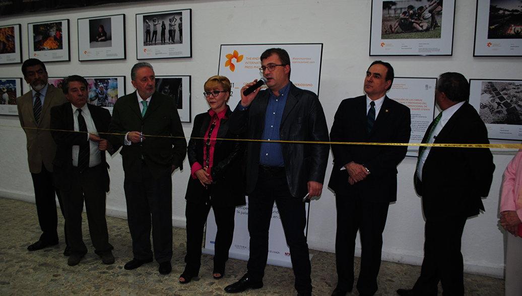 В Мексике назвали фотовыставку имени Стенина достойным примером журналистики