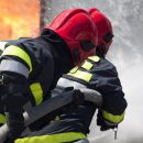 В Свердловской области при пожаре в частном доме погибли двое детей