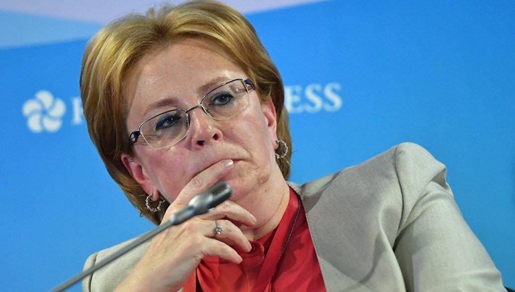 Перед российской наукой стоит задача сократить отставание, заявила Скворцова