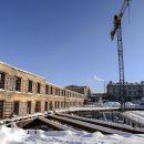 Строительство новой сцены МДТ могут завершить к концу 2019 года