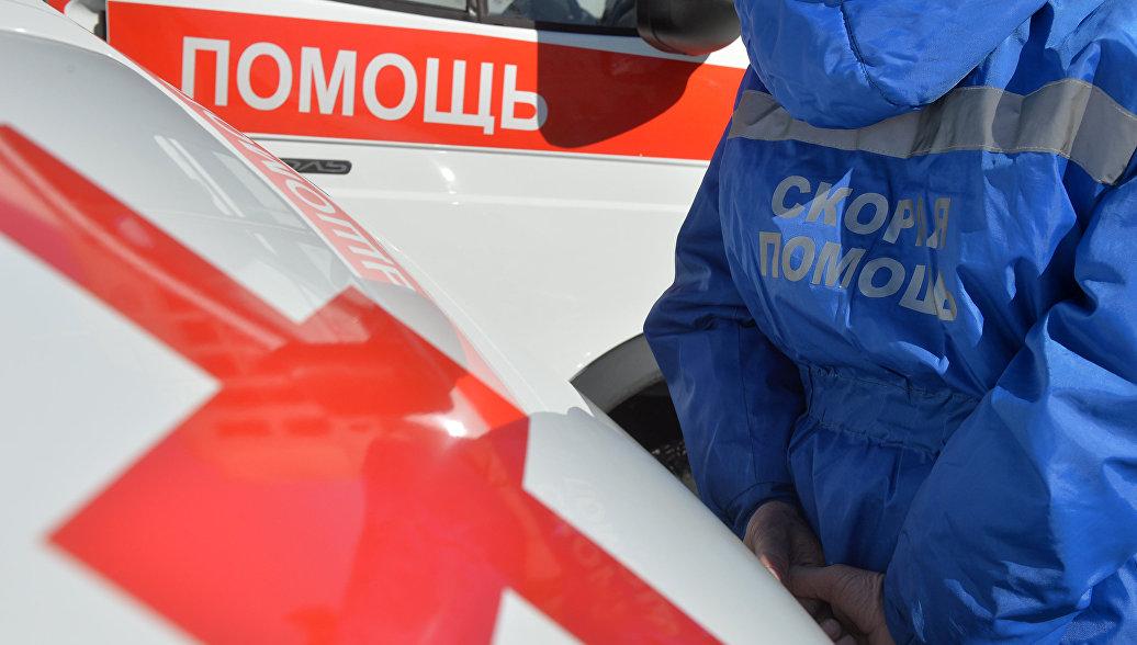 В Челябинске столкнулись две маршрутки, есть пострадавшие