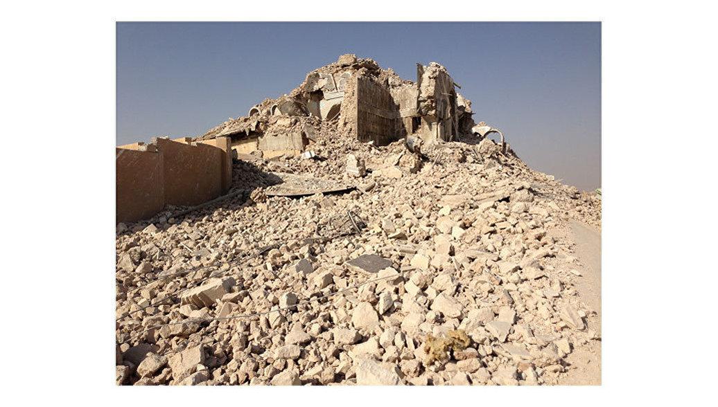 Археологи нашли хроники Эсархаддона в гробнице святого Ионы