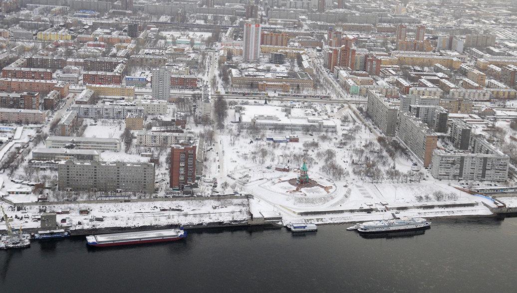 В Красноярске объявили режим