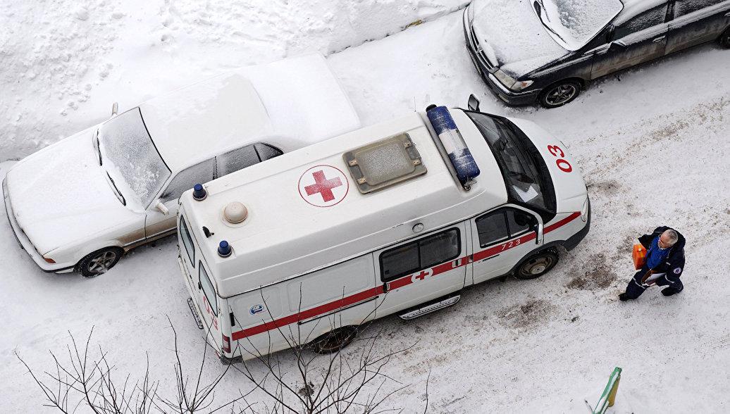 В Якутии неизвестный избил фельдшера скорой