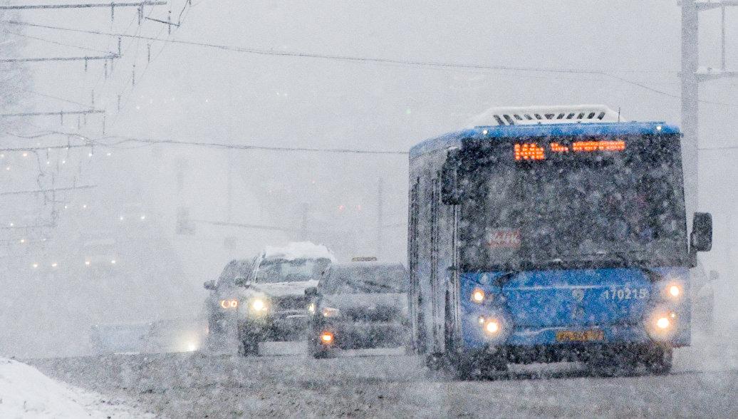 Синоптики: В российской столице завчерашний день выпало 53% месячной нормы осадков