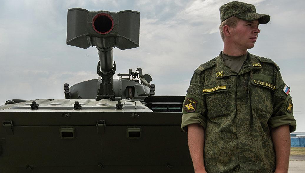 Артиллеристы уничтожили бронетехнику условного противника под Волгоградом