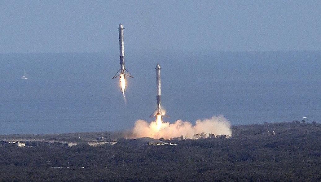 Tesla Илона Маска начала движение к поясу астероидов