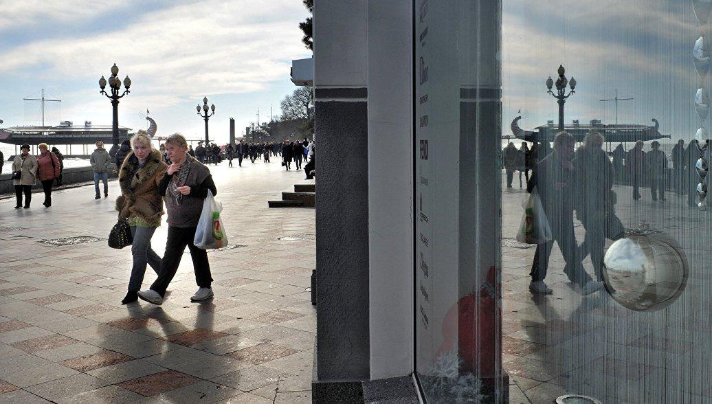 В Крыму сообщили о росте числа туристов в январе