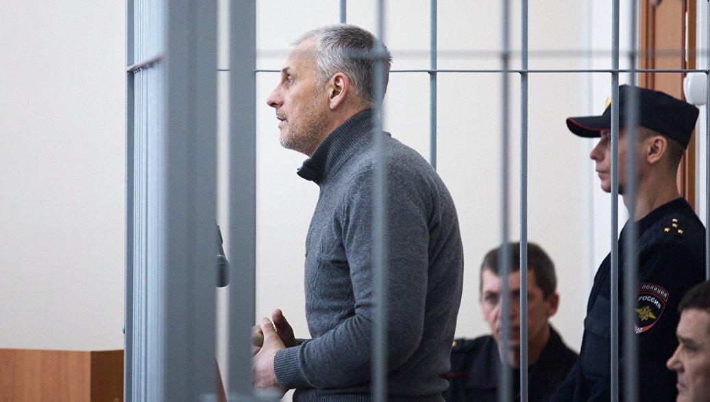Обвинение прокомментировало приговор экс-главе Сахалина Хорошавину