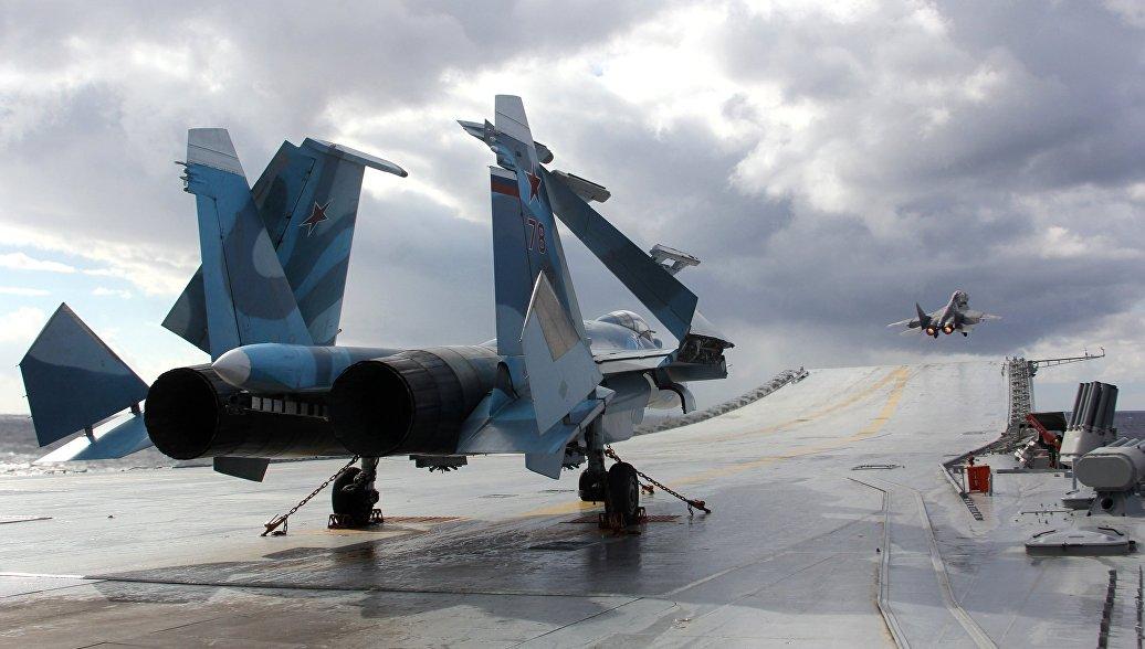 СМИ узнали подробности о новом российском авианосце