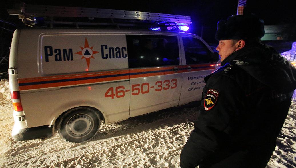 МЧС завершило поисково-спасательные работы на месте падения Ан-148