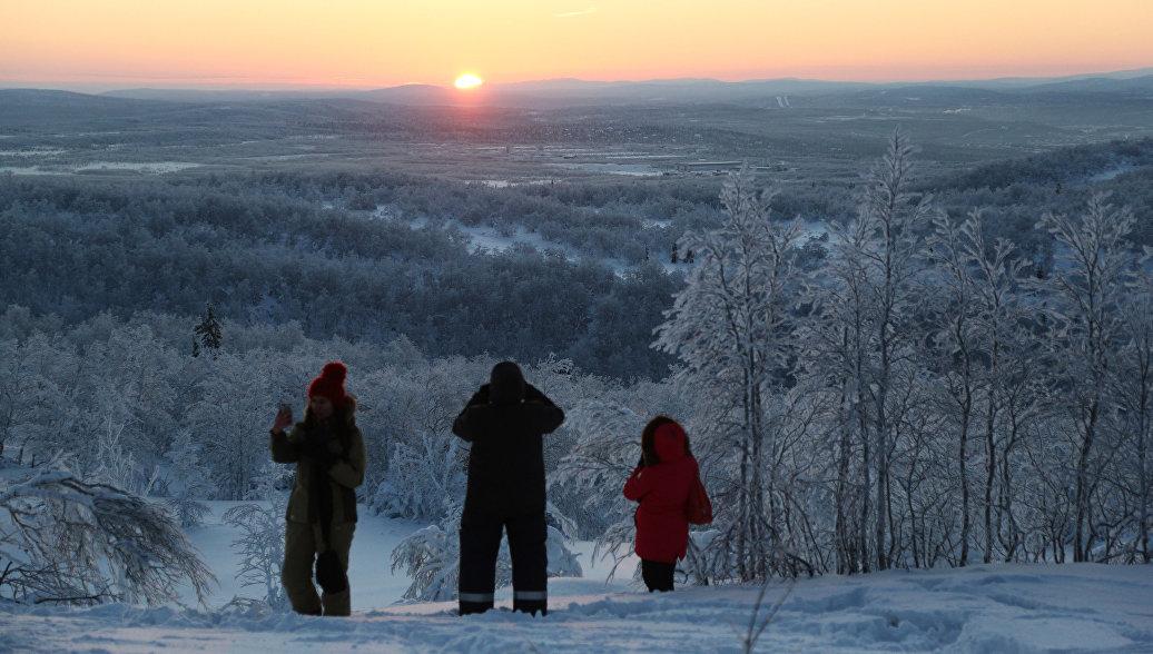 Туристов в Мурманской области накрыло лавиной, один человек погиб