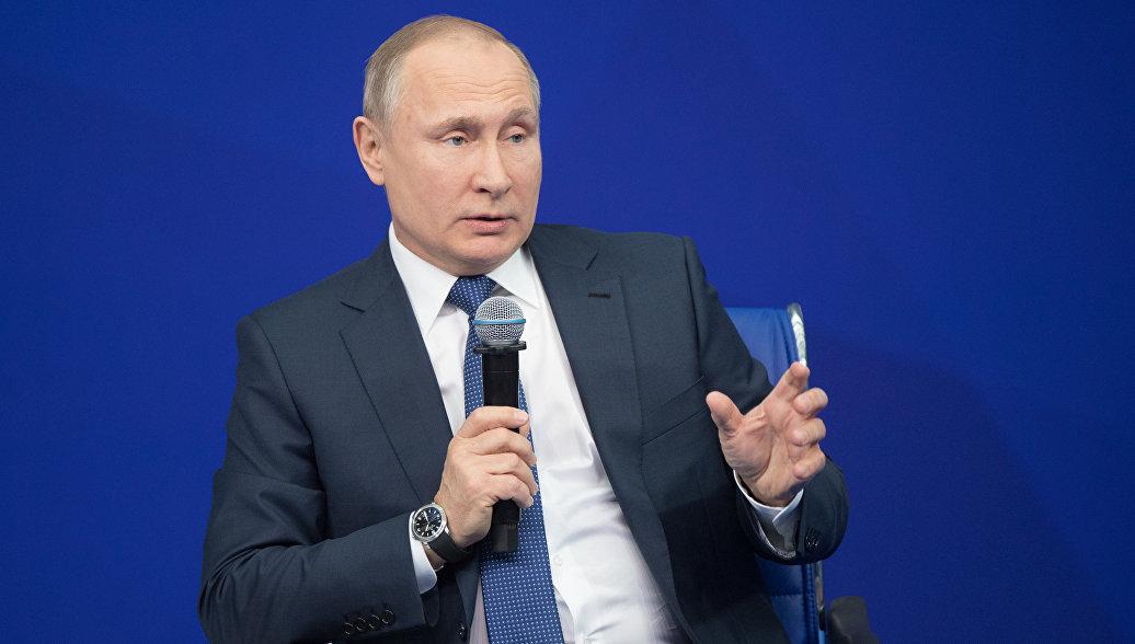 Путин в Новосибирске проведет заседание Совета по науке