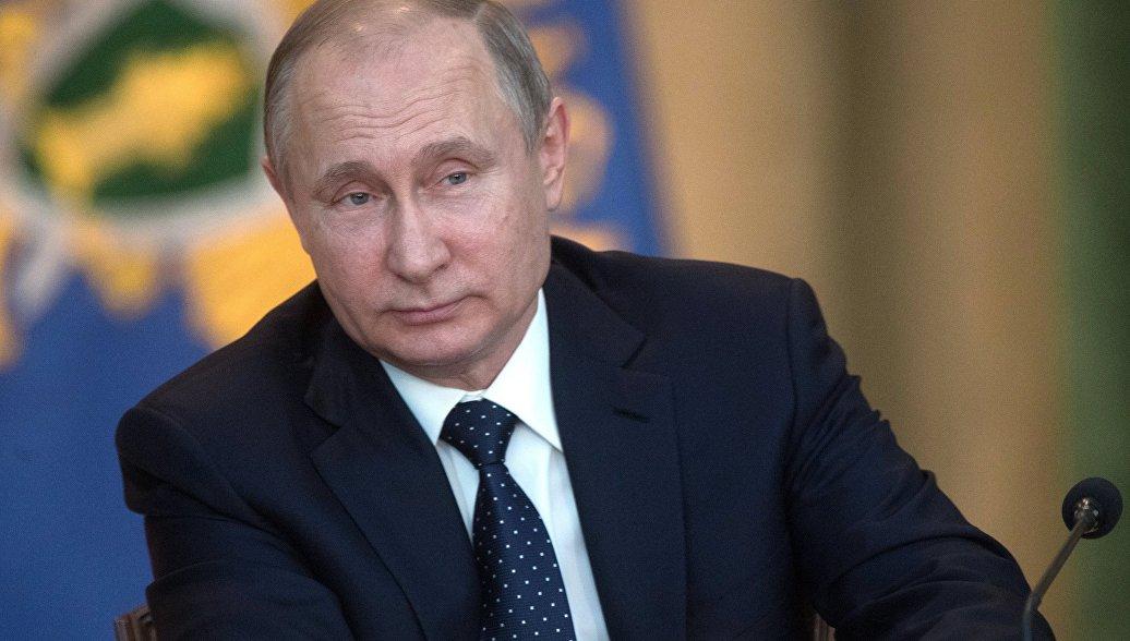 Путин назвал фестиваль искусств в Сочи ярким событием в жизни страны