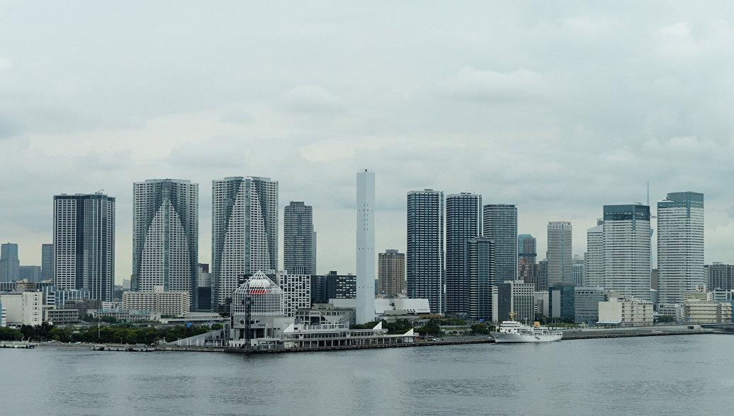 В Токио два радикала обстреляли ворота Ассоциации северокорейских граждан